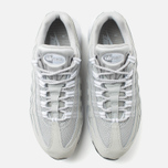 Мужские кроссовки Nike Air Max 95 Granite/White/Black фото- 4