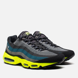 Мужские кроссовки Nike Air Max 95 No Sew Black/Dark Charcoal/Midnight Fog фото- 1