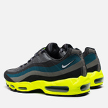Мужские кроссовки Nike Air Max 95 No Sew Black/Dark Charcoal/Midnight Fog фото- 2