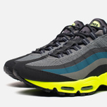 Мужские кроссовки Nike Air Max 95 No Sew Black/Dark Charcoal/Midnight Fog фото- 5