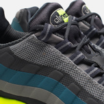 Мужские кроссовки Nike Air Max 95 No Sew Black/Dark Charcoal/Midnight Fog фото- 7