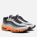 Мужские кроссовки Nike Air Max 95 No Sew Light Base Grey/Summit White фото- 1
