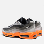 Мужские кроссовки Nike Air Max 95 No Sew Light Base Grey/Summit White фото- 2