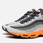Nike Air Max 95 No Sew Light Base Grey/Summit White photo- 5
