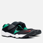 Мужские кроссовки Nike Air Rift QS Black/Forest/Atom Red фото- 1