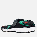Мужские кроссовки Nike Air Rift QS Black/Forest/Atom Red фото- 2