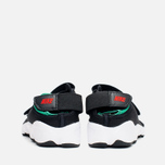Мужские кроссовки Nike Air Rift QS Black/Forest/Atom Red фото- 3