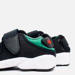 Мужские кроссовки Nike Air Rift QS Black/Forest/Atom Red фото- 5