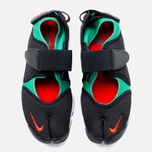 Мужские кроссовки Nike Air Rift QS Black/Forest/Atom Red фото- 4