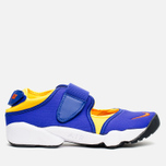 Nike Air Rift QS Men's Sneakers Concord/Orange/Bright Goldenrod photo- 0