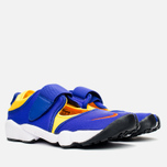 Nike Air Rift QS Men's Sneakers Concord/Orange/Bright Goldenrod photo- 1