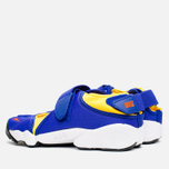 Nike Air Rift QS Men's Sneakers Concord/Orange/Bright Goldenrod photo- 2