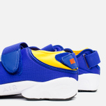 Nike Air Rift QS Men's Sneakers Concord/Orange/Bright Goldenrod photo- 5