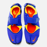 Nike Air Rift QS Men's Sneakers Concord/Orange/Bright Goldenrod photo- 4