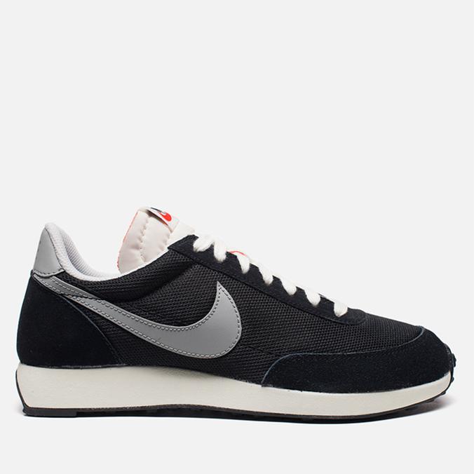 Мужские кроссовки Nike Air Tailwind Black/Silver