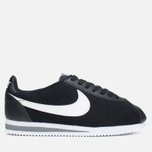 Мужские кроссовки Nike Classic Cortez Leather Black/White/Cool Grey фото- 0
