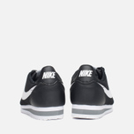 Мужские кроссовки Nike Classic Cortez Leather Black/White/Cool Grey фото- 3