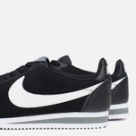 Мужские кроссовки Nike Classic Cortez Leather Black/White/Cool Grey фото- 7
