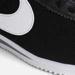 Мужские кроссовки Nike Classic Cortez Leather Black/White/Cool Grey фото- 5