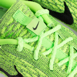 Мужские кроссовки Nike Flyknit Rosherun Volt/Black/Electric Green фото- 6
