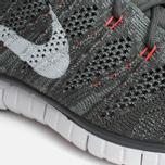 Мужские кроссовки Nike Free Flyknit Chukka Midnight Fog/White фото- 5