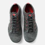 Мужские кроссовки Nike Free Flyknit Chukka Midnight Fog/White фото- 4