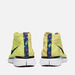 Мужские кроссовки Nike Free Flyknit Chukka Volt/Black фото- 3