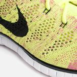 Мужские кроссовки Nike Free Flyknit Chukka Volt/Black фото- 5