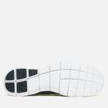 Мужские кроссовки Nike Free Flyknit Chukka Volt/Black фото- 8