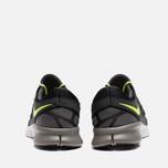 Мужские кроссовки Nike Free Run 2 Ash/Volt/Black фото- 3
