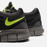Мужские кроссовки Nike Free Run 2 Ash/Volt/Black фото- 6