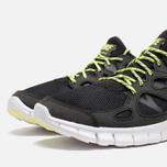 Мужские кроссовки Nike Free Run 2 Ash/Volt/Black фото- 5