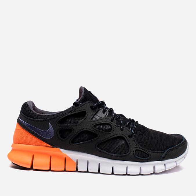 Мужские кроссовки Nike Free Run 2 Black/Iron