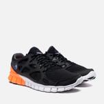 Мужские кроссовки Nike Free Run 2 Black/Iron фото- 1