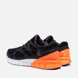 Мужские кроссовки Nike Free Run 2 Black/Iron фото- 2
