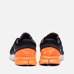 Мужские кроссовки Nike Free Run 2 Black/Iron фото- 3