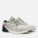 Мужские кроссовки Nike Free Run 2 Light Beige Chalk/Bright Magenta фото- 1