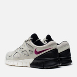 Мужские кроссовки Nike Free Run 2 Light Beige Chalk/Bright Magenta фото- 2