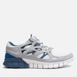 Мужские кроссовки Nike Free Run 2 White/Wolf Grey фото- 0