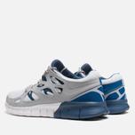 Мужские кроссовки Nike Free Run 2 White/Wolf Grey фото- 2