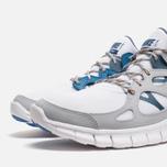 Мужские кроссовки Nike Free Run 2 White/Wolf Grey фото- 5