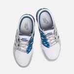 Мужские кроссовки Nike Free Run 2 White/Wolf Grey фото- 4