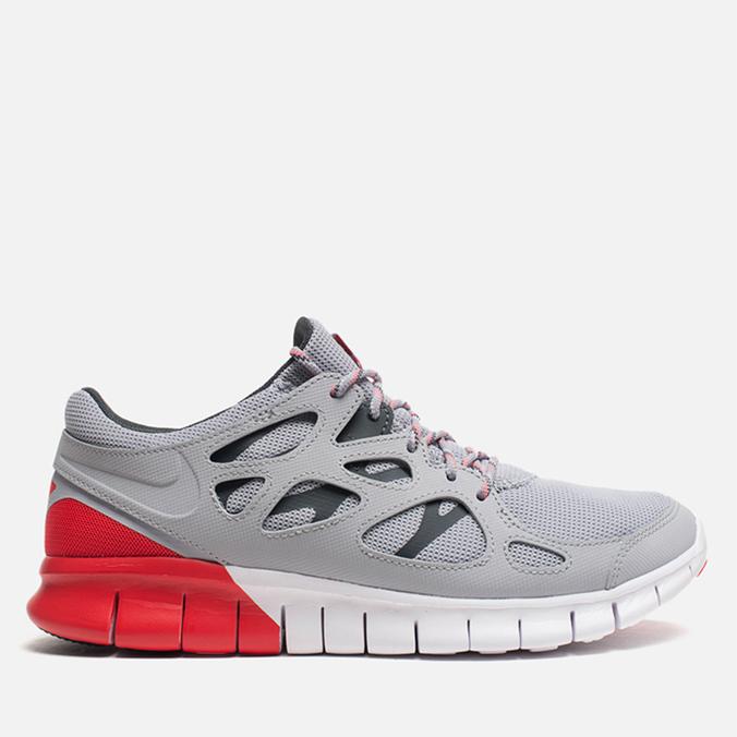 Мужские кроссовки Nike Free Run 2 Wolf Grey