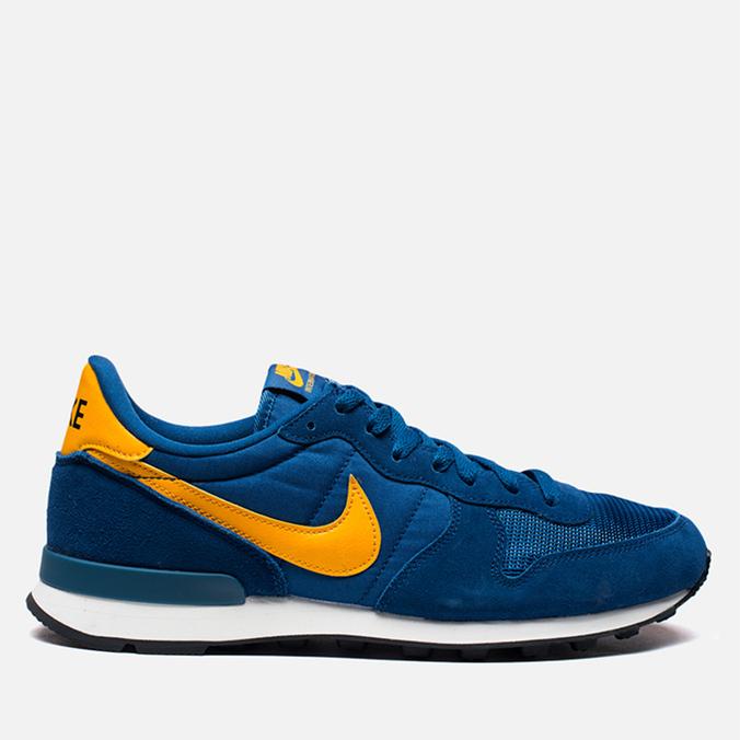 Мужские кроссовки Nike Internationalist Court Blue