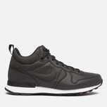 Мужские кроссовки Nike Internationalist Mid Premium Reflective Black фото- 0