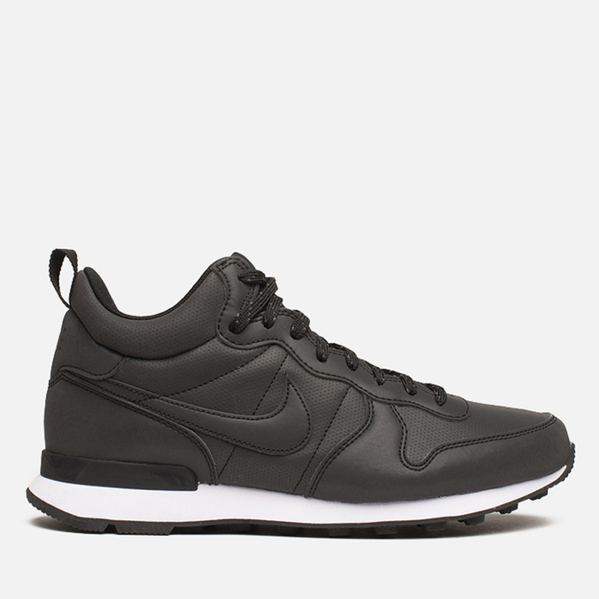 Мужские кроссовки Nike Internationalist Mid Premium Reflective Black