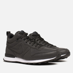 Мужские кроссовки Nike Internationalist Mid Premium Reflective Black фото- 1