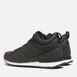 Мужские кроссовки Nike Internationalist Mid Premium Reflective Black фото- 2