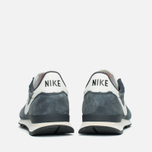 Мужские кроссовки Nike Internationalist Pigskin Leather Anthracite/Black фото- 3