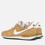 Nike Internationalist Pigskin Leather Sneakers Golden Tan/Sail photo- 2